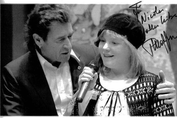 Peter Maffay + Nicole Scholz