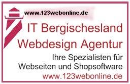 Webdesign Agentur IT Bergischesland Kurbjun