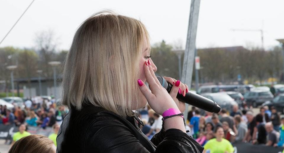 Nicole Scholz Sängerin und Solistin