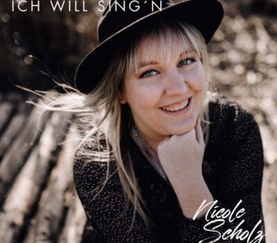 """Hört euch jetzt meine neue Single """"Ich will sing'n"""" überall an!"""